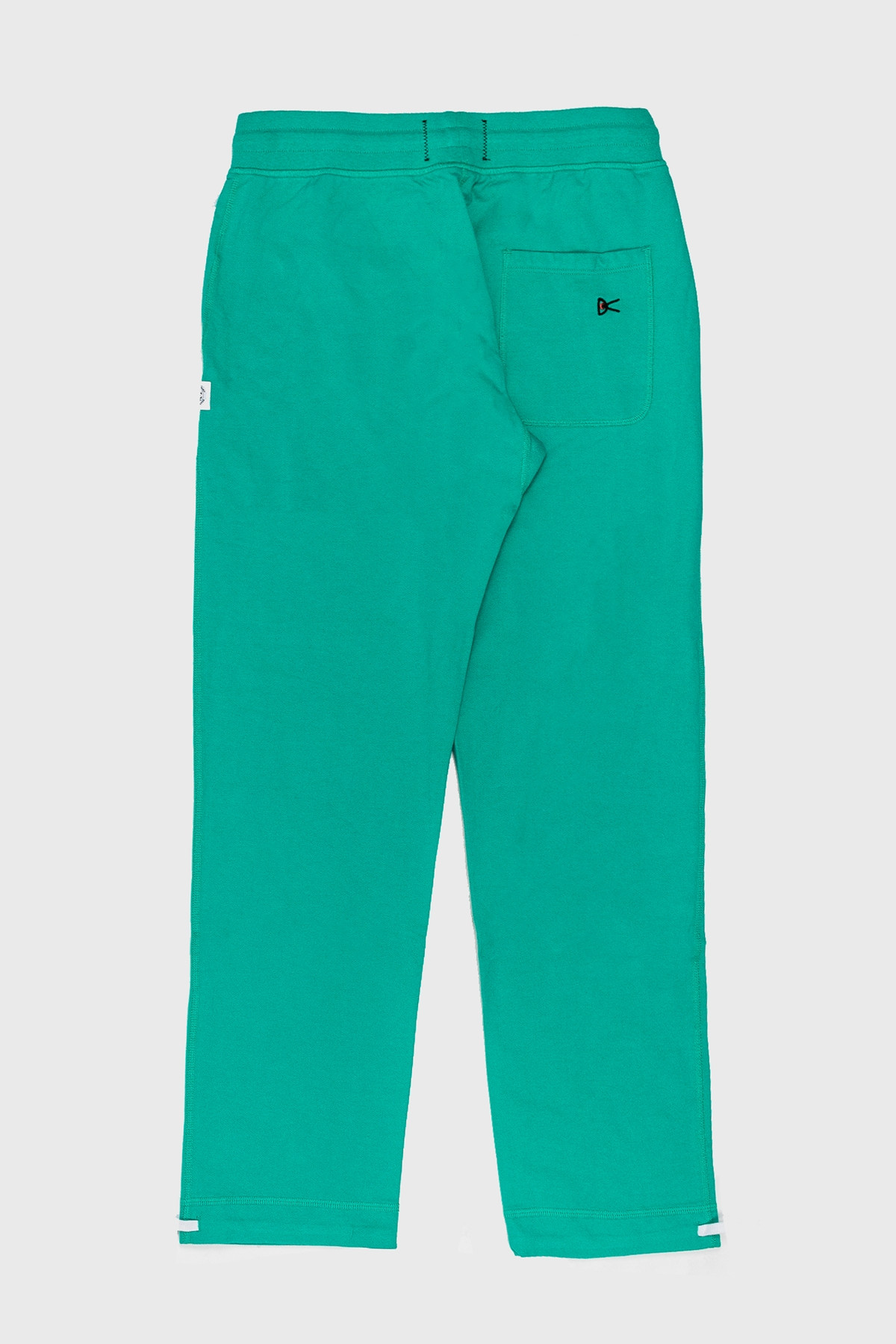 District Vision x reigning champ - retreat sweatpant - lightweight teal