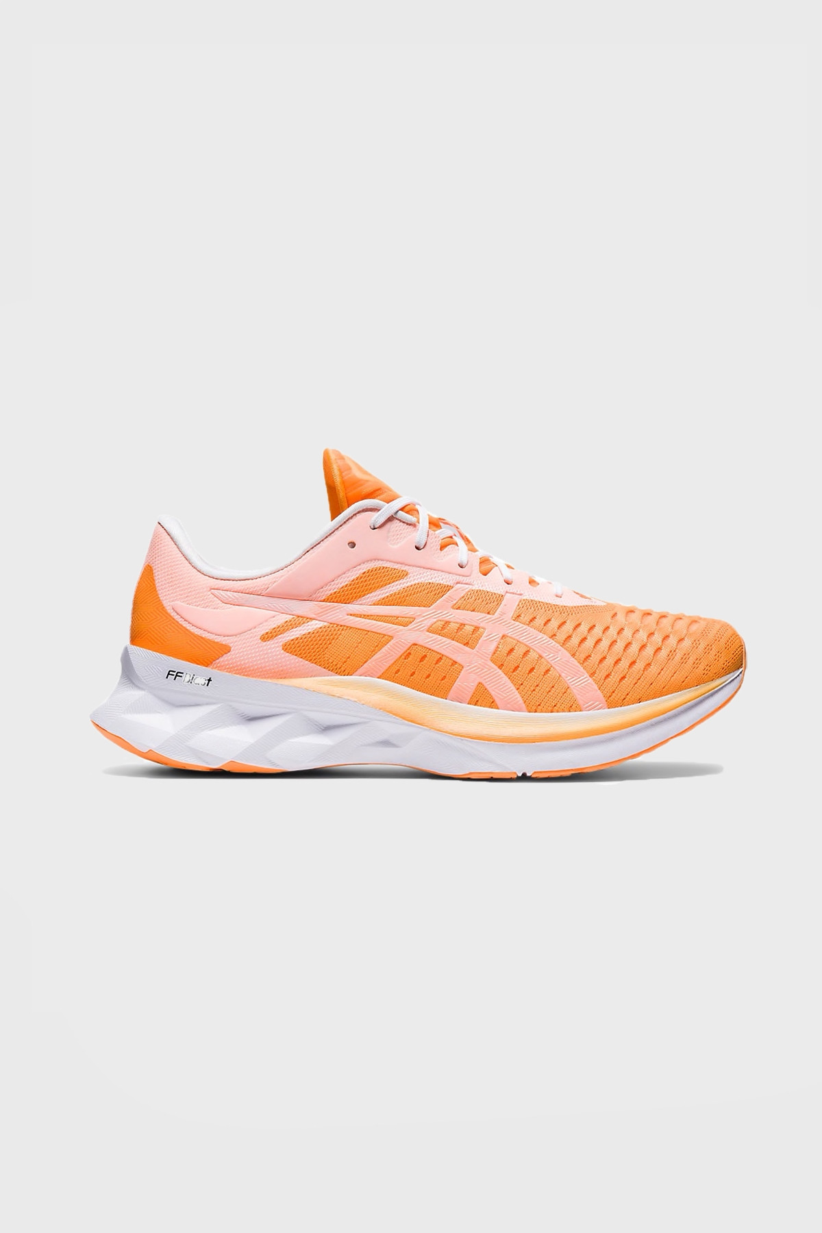 Asics - Novablast - Orange white