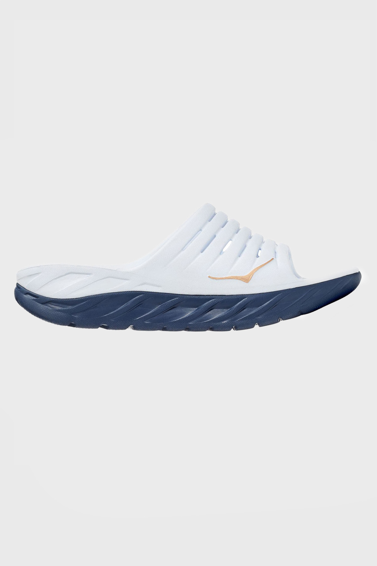 Hoka one one - Ora recovery Slide 2 - White