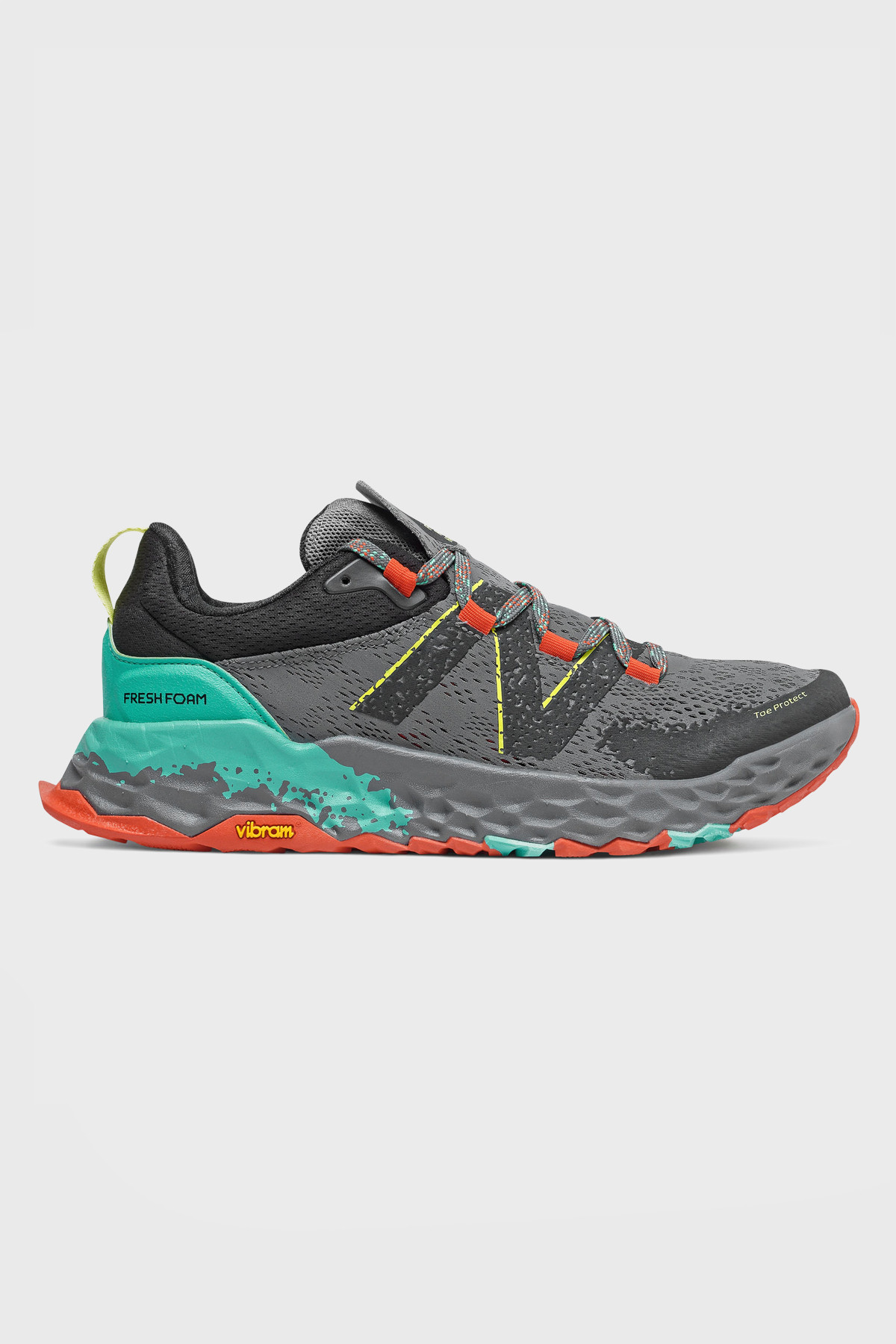 New Balance - Fresh Foam Hierro V5 - Lead with Tidepool