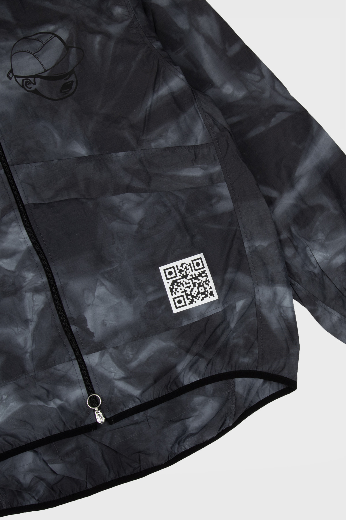 PaperBoy - Running Jacket - Black