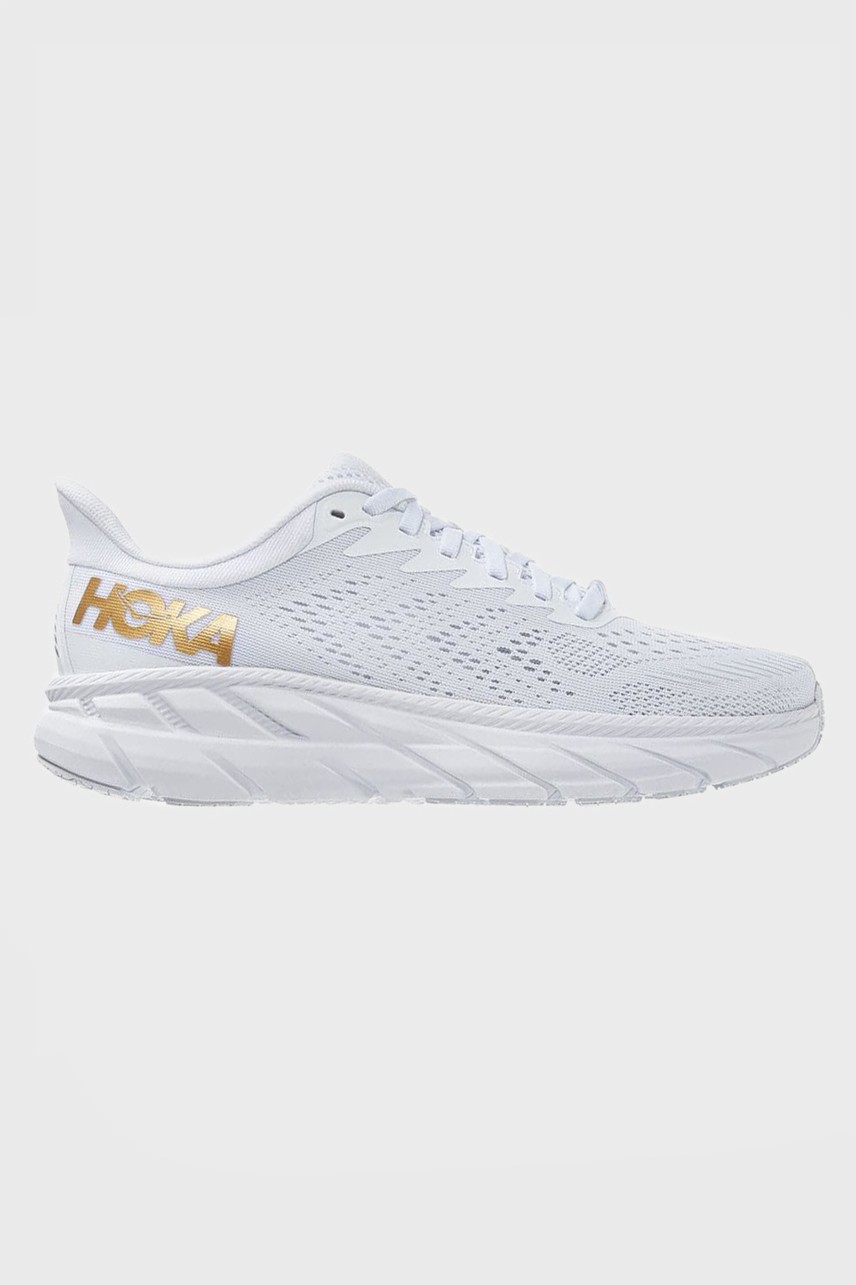 Hoka One One - Clifton 7 - White Gold