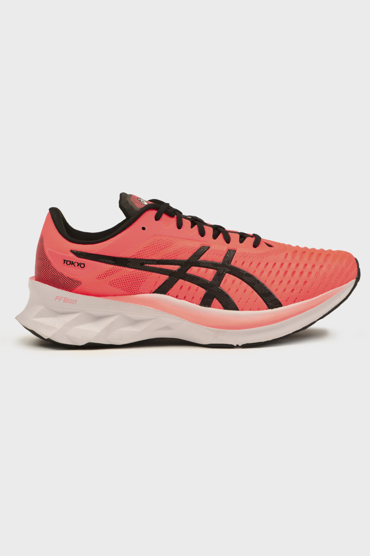 Asics - Novablast - Sunrise Red