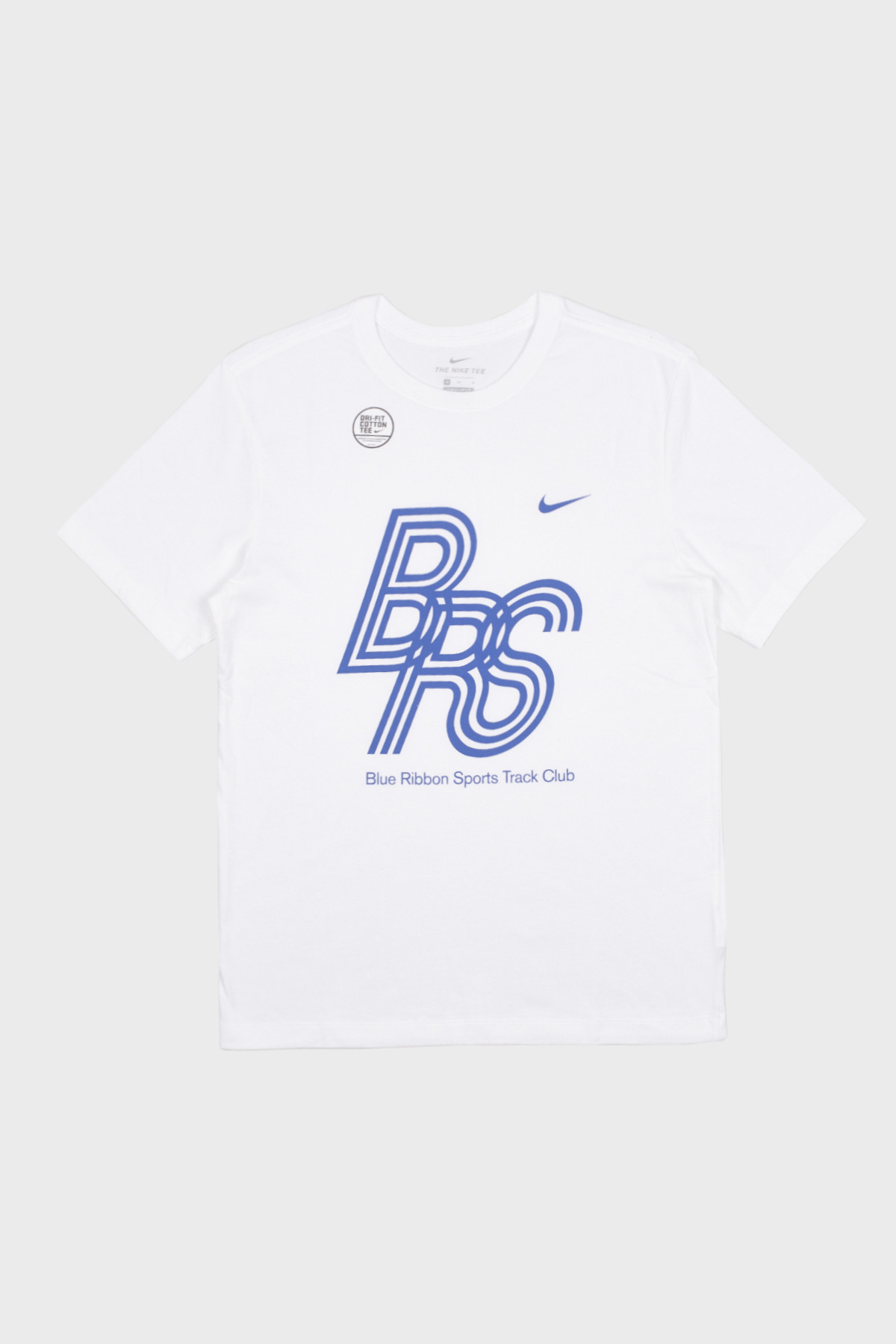 NIKE - DRI-FIT TEE BRS - WHITE