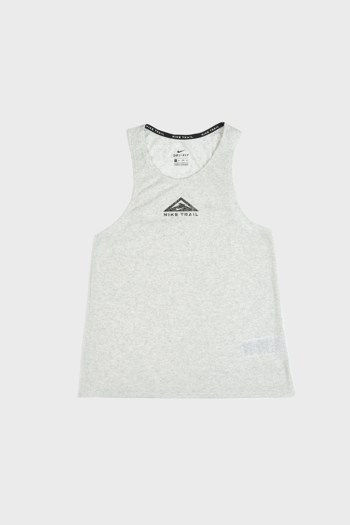 NIKE - W Nike City Sleek Tank - BROUILLARD