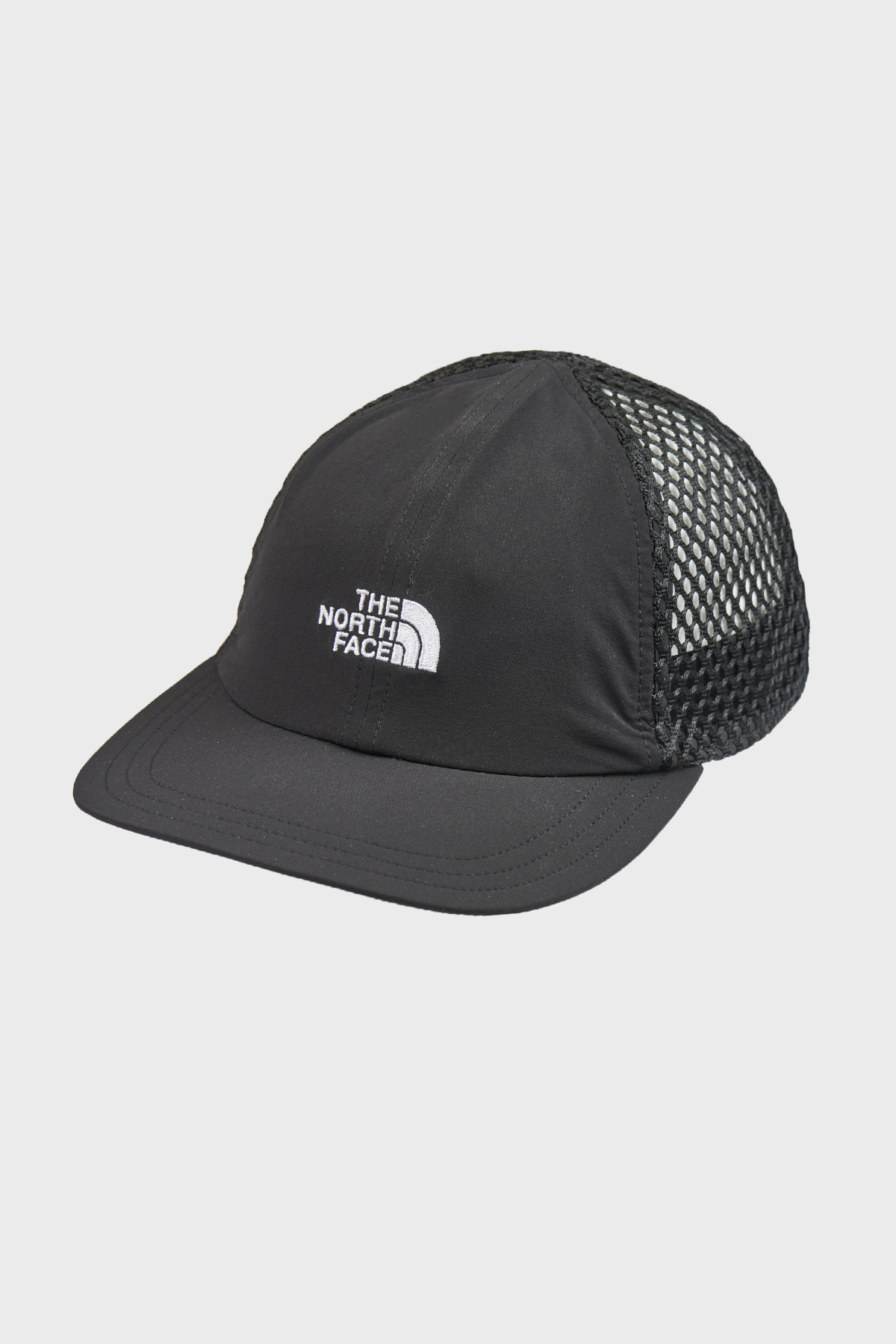 THE NORTH FACE - RUNNER MESH CAP - BLACK