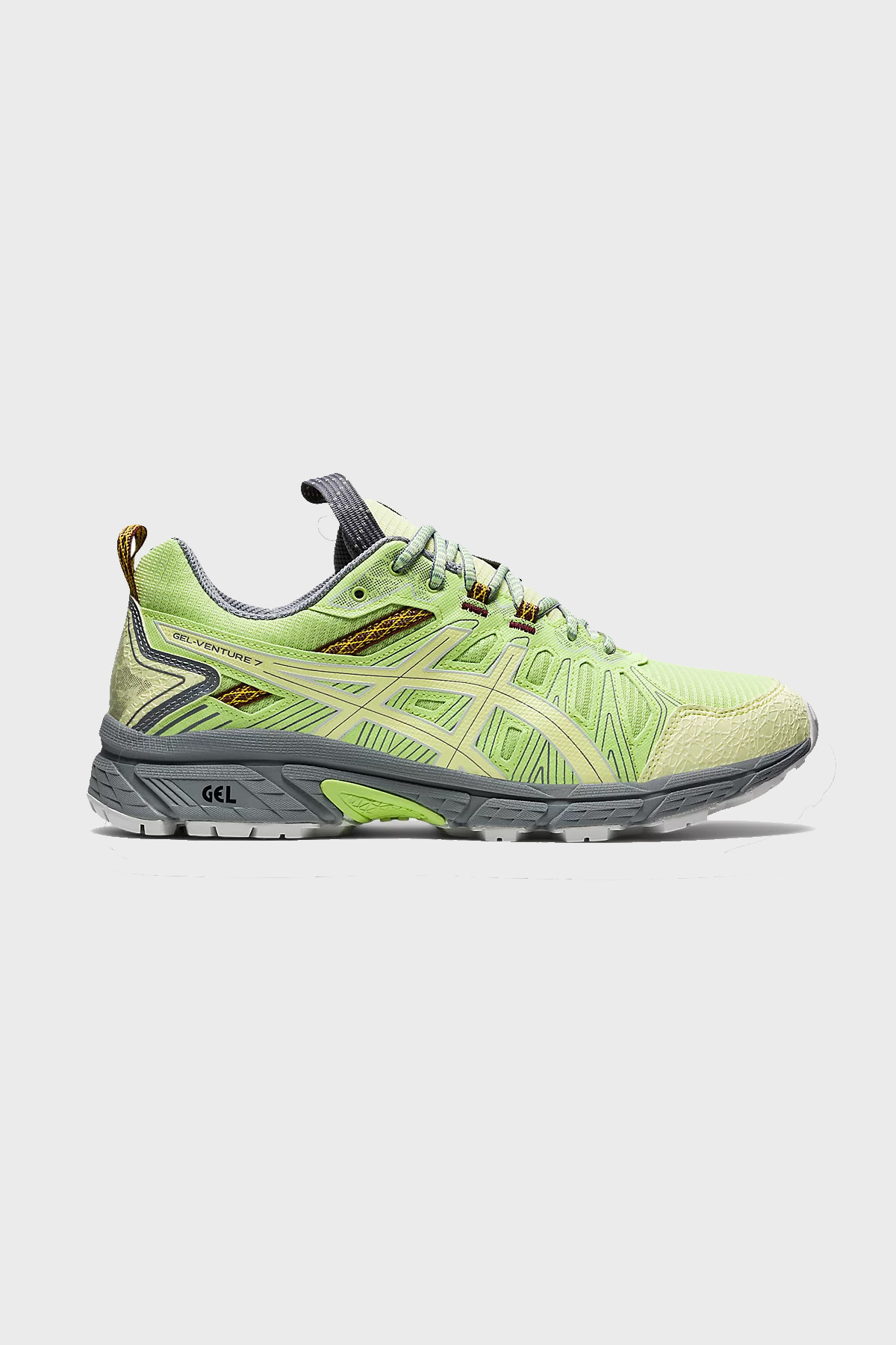 ASICS - GEL VENTURE 7 - LIME GREEN HUDDLE YELLOW