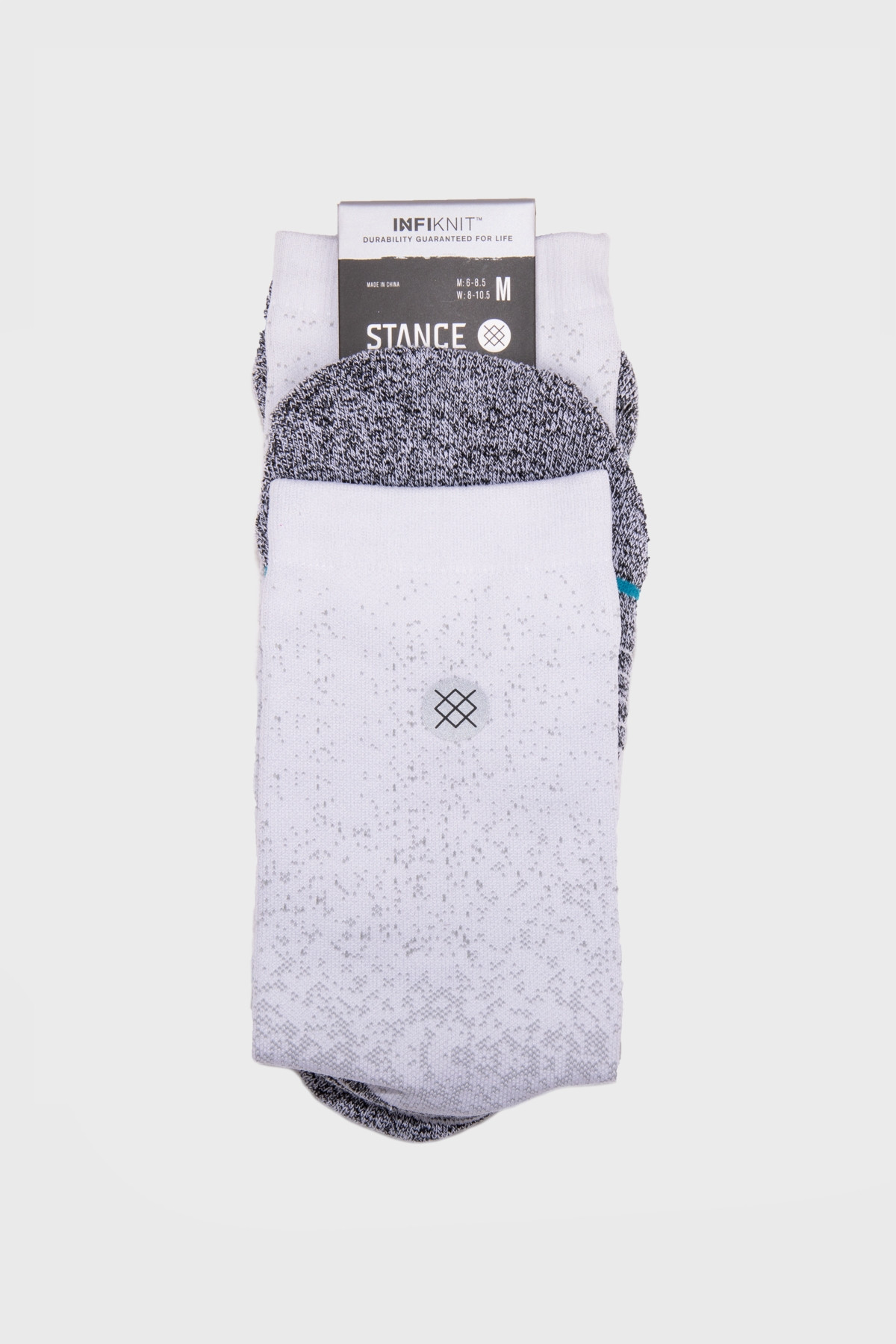 Stance - Run crew ST - White