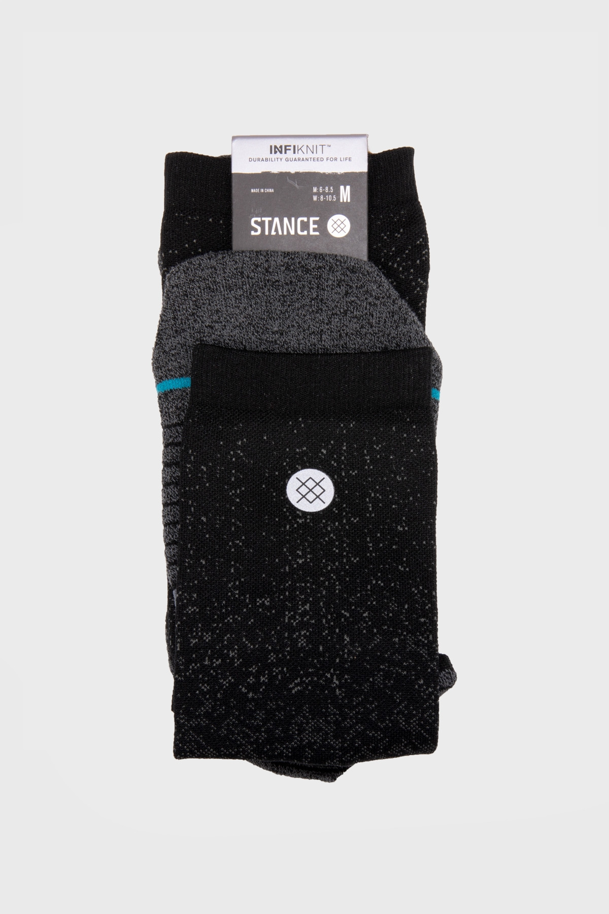 Stance - Run crew ST - Black