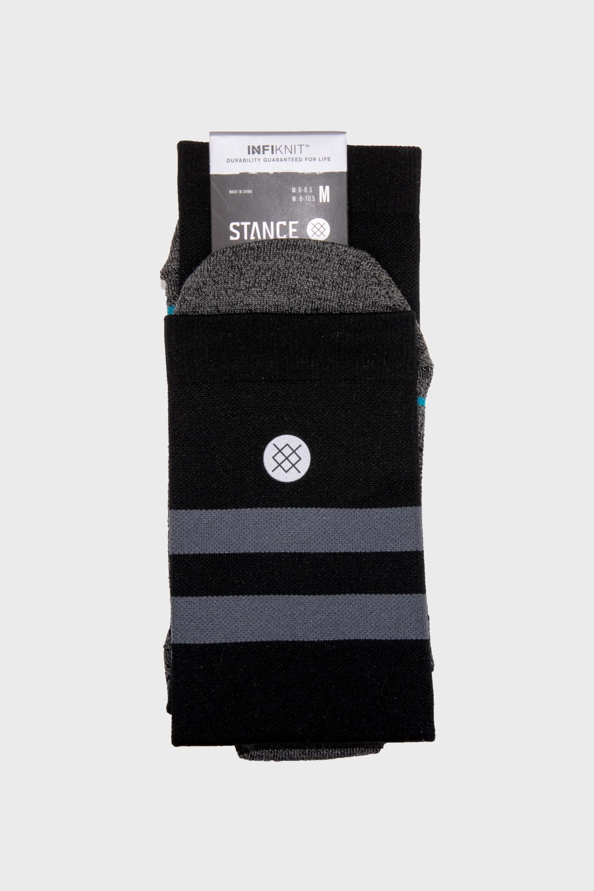 Stance - Run Light crew ST - Black