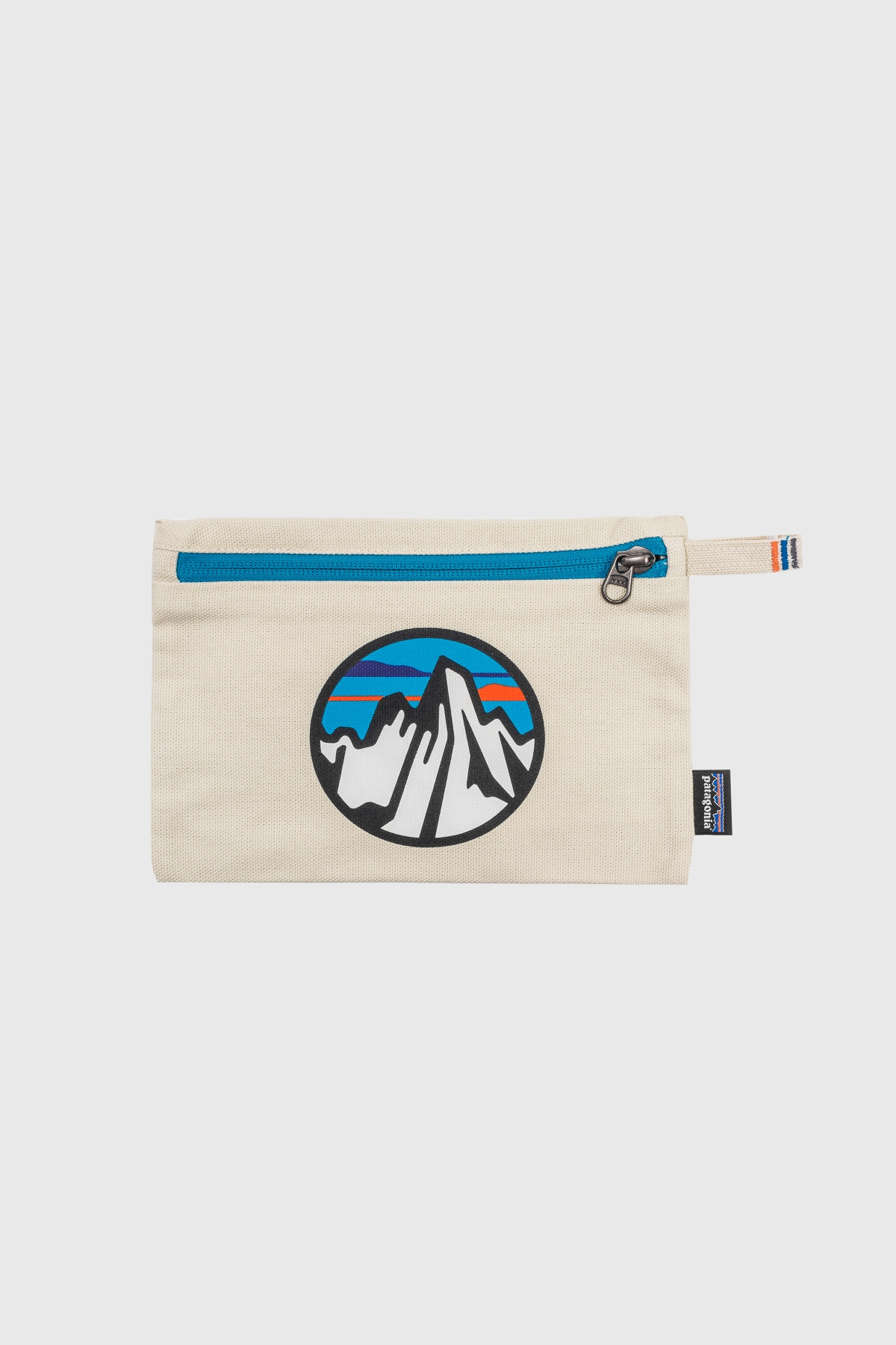 Patagonia - Zippered Pouch - white