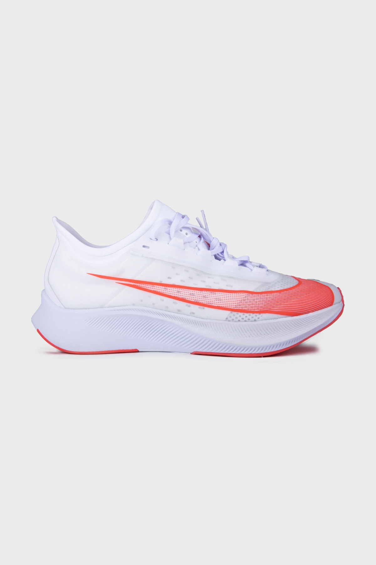 Nike - Zoom fLY 3 - White red
