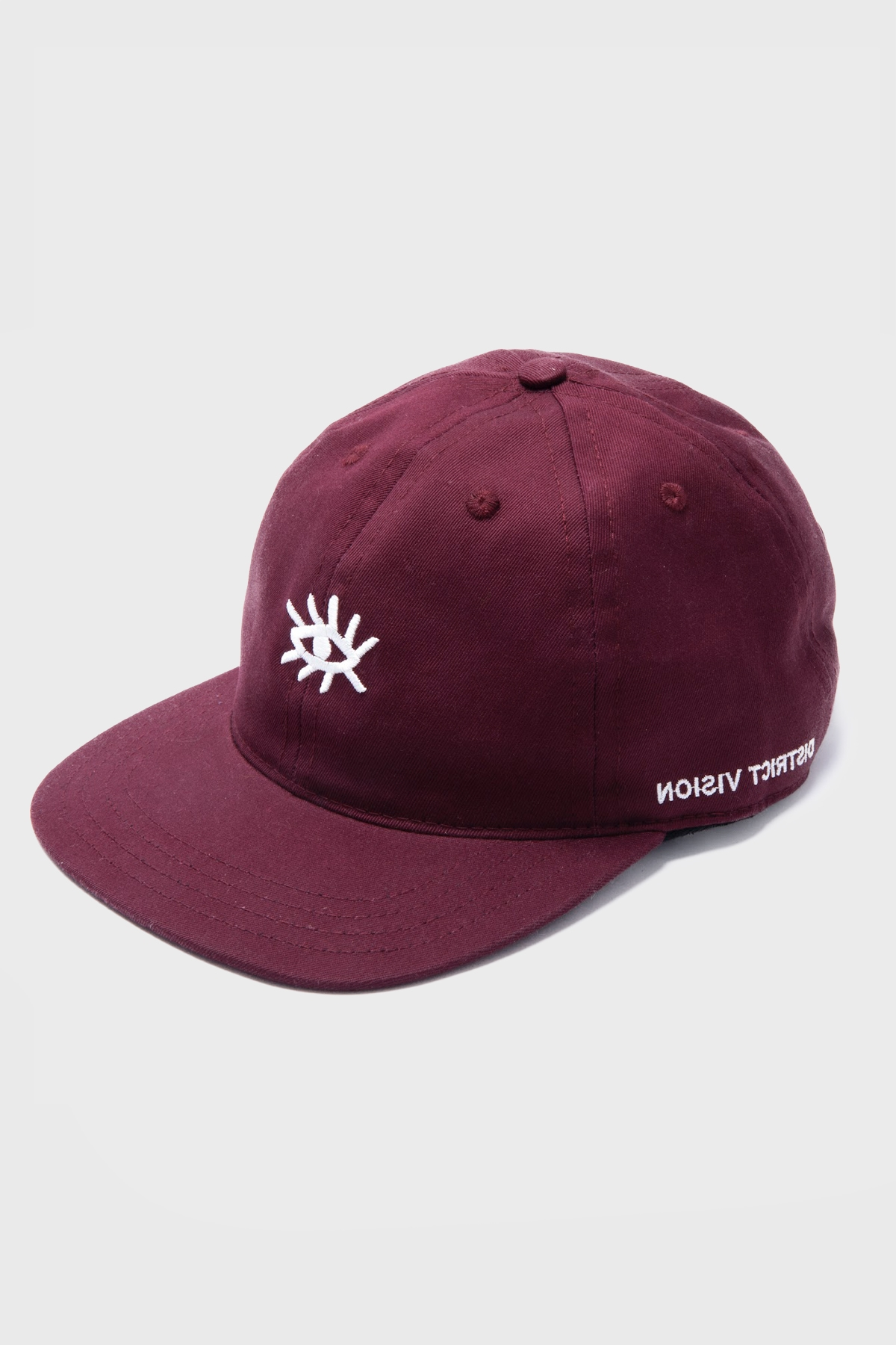 District Vision - Zen slow cap - Burgundy