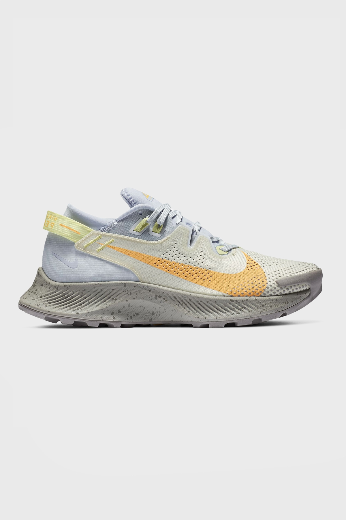 Nike W - Pegasus Trail 2 - Platine pur Orange laser