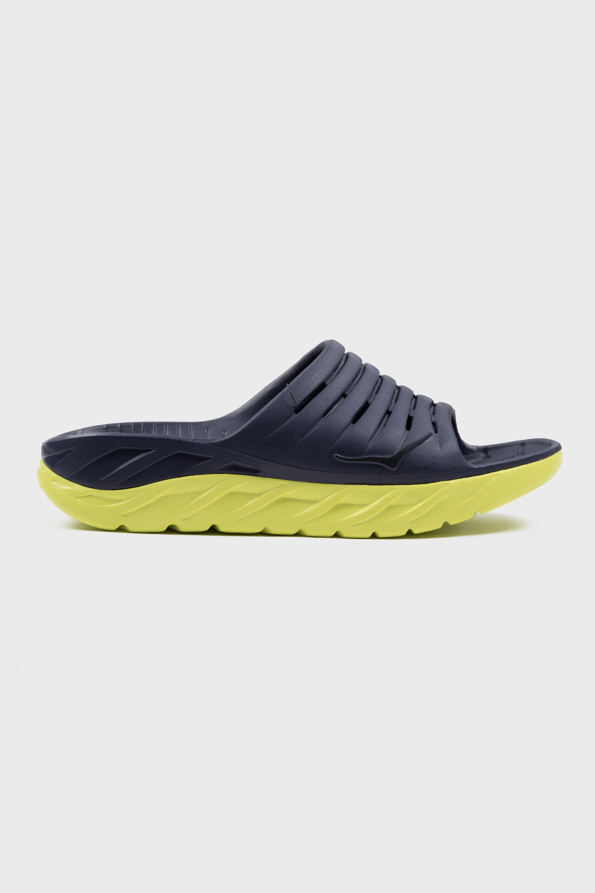 Hoka one one - Ora recovery Slide 2 - Odyssey Grey Evening Primrose