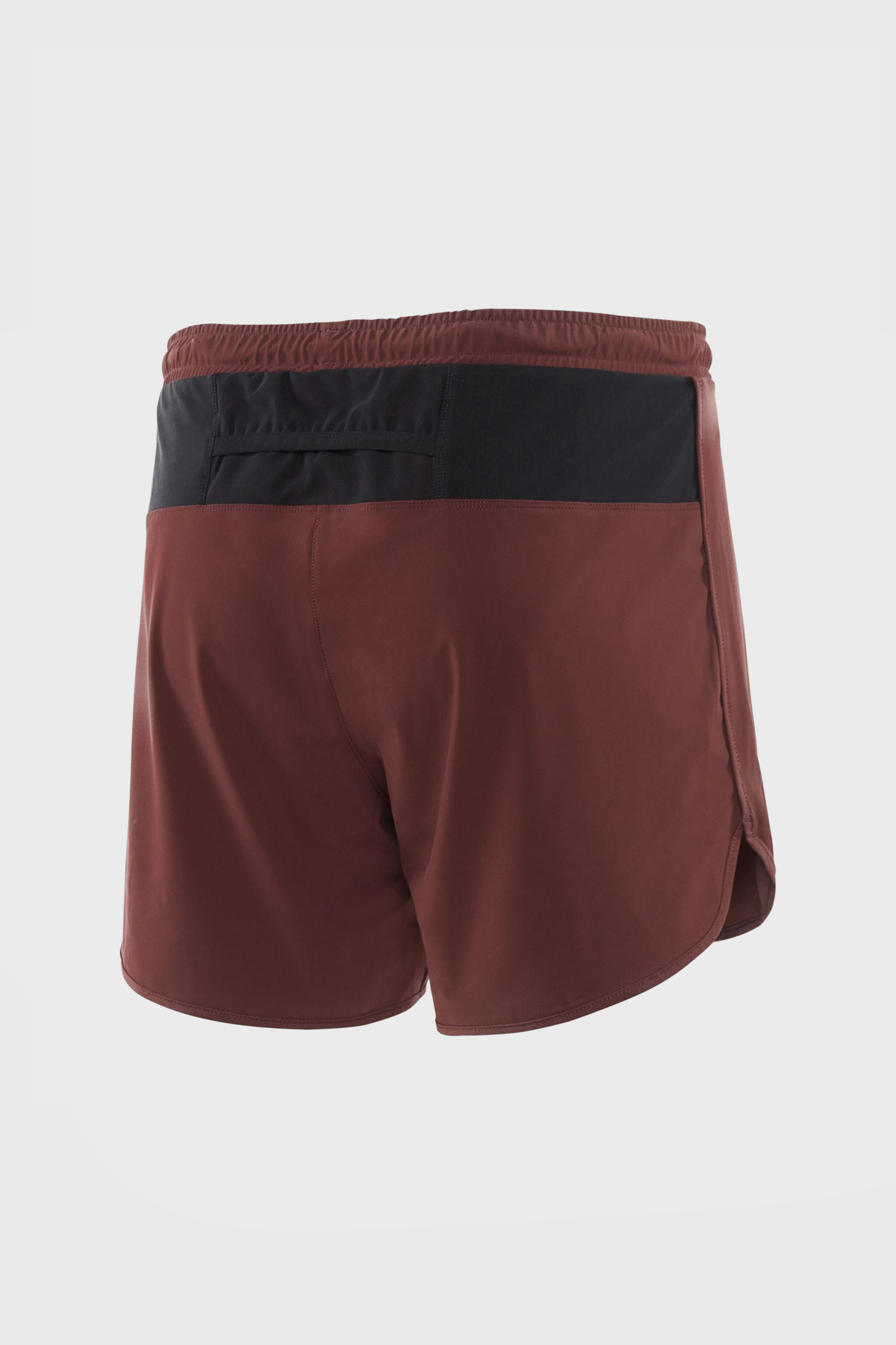 District Vision - Spino training shorts - burgundy