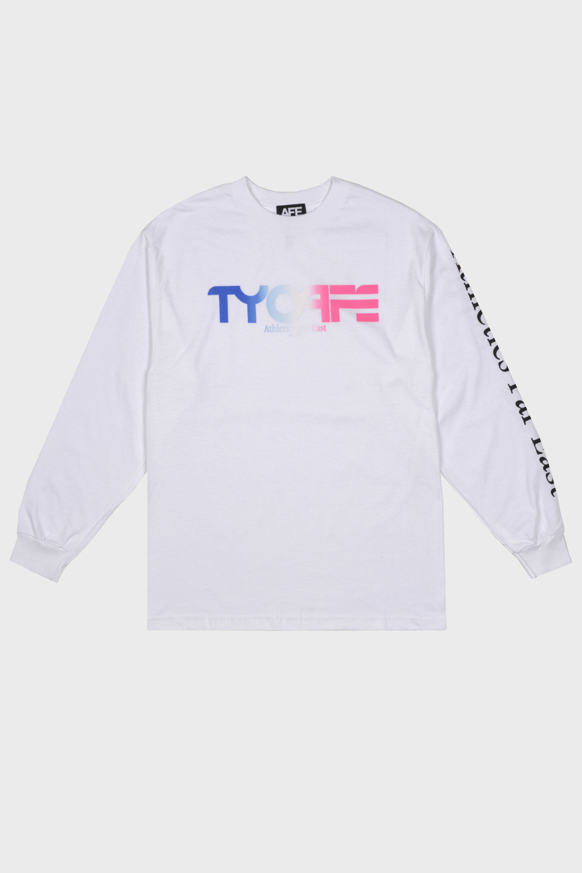 Athletics Far East - AFE TYO Long Sleeve Tee - White