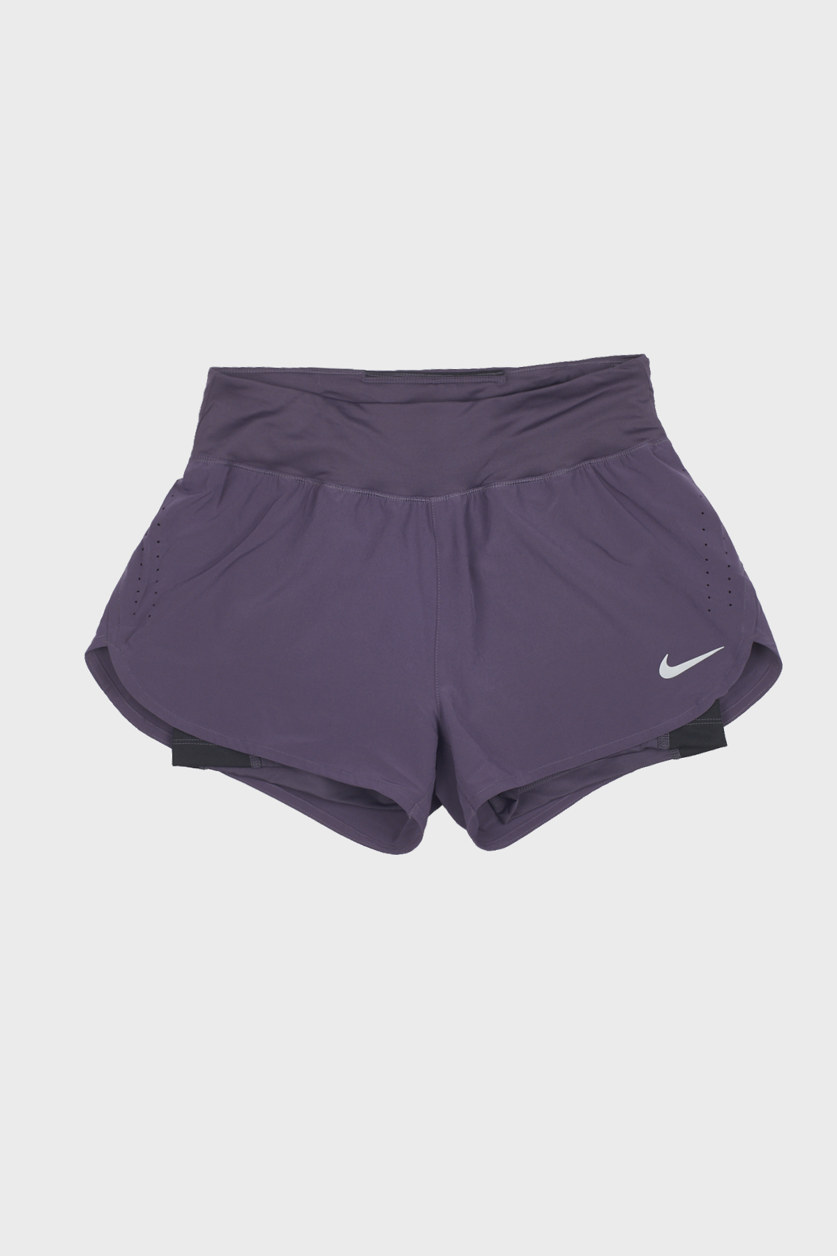 Nike - Short Eclipse 2 in 1 - Purple