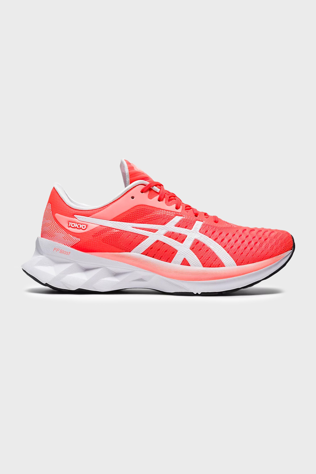 Asics W - Novablast - Sunrise Red