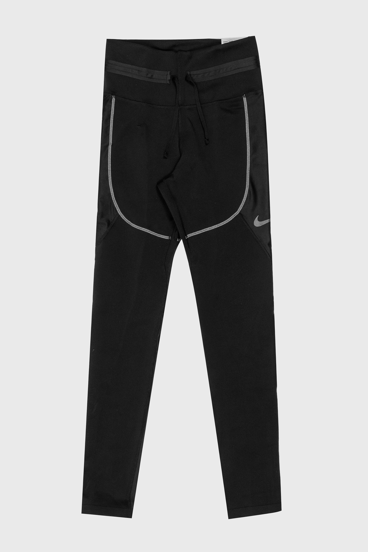 Nike W - LEGGING CITY READY - Black