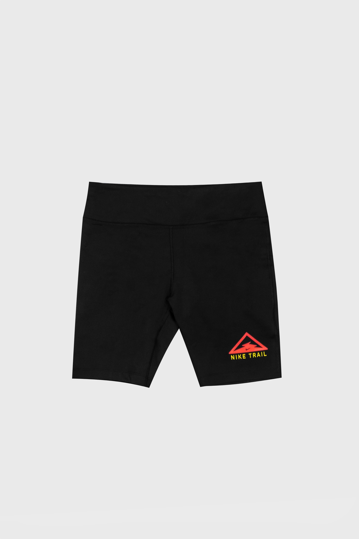 Nike W - SHORT FAST TRAIL - BLACK